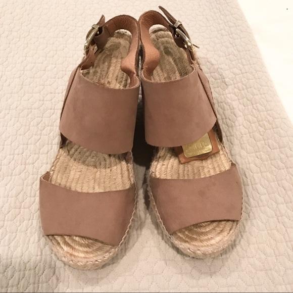 kanna Shoes | Espadrille Wedges Size 37